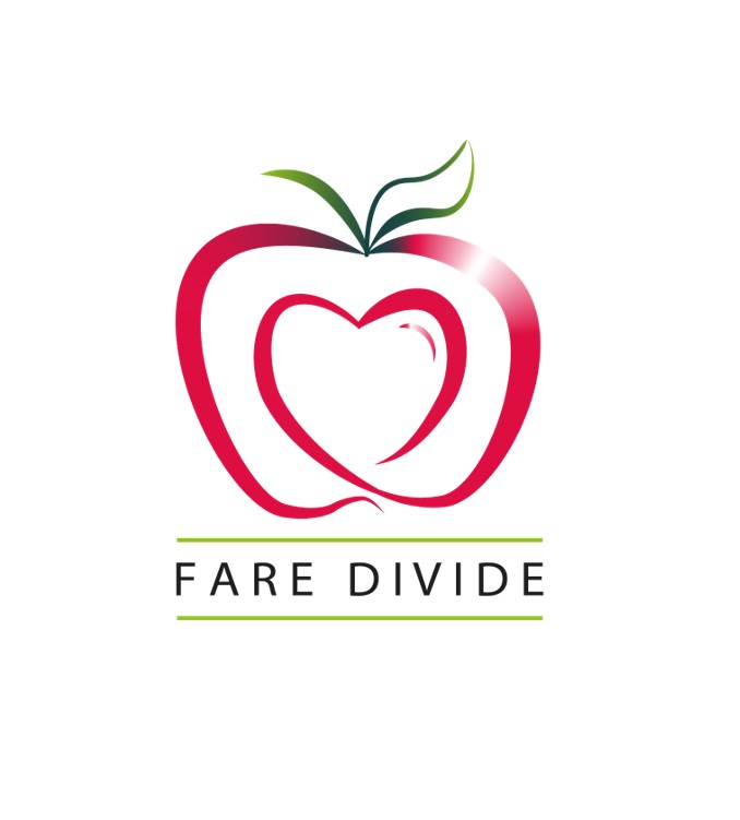 Fare Divide Community Fridge Logo